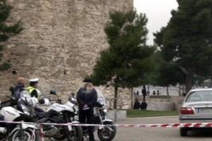 Φάρσα το απειλητικό τηλεφώνημα για βόμβα στον Λευκό Πύργο
