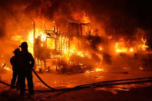 Δέκα νεκροί εργάτες στο Άμπου Ντάμπι