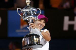 Νικήτρια στο Αυστραλιανό Όπεν η Να Λι