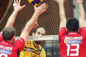 Η 17η αγωνιστική της Volley League στα κανάλια Novasports