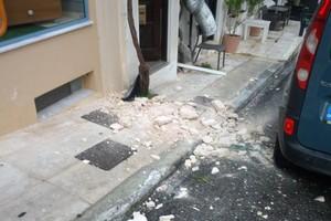 Συνεχίζονται οι έλεγχοι κτιρίων στην Κεφαλονιά