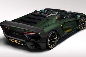 H Aventador των 1.200 αλόγων και των 2 εκατομμυρίων