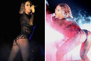Η σούπερ σέξι εμφάνιση της Beyoncé