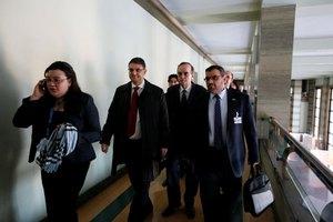 Συνομιλίες κυβέρνησης και αντιπολίτευσης της Συρίας στη Γενεύη