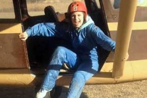 Έπεσε από ύψος 900 μέτρων και επέζησε!