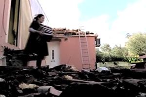 Αγώνας στα ερείπια