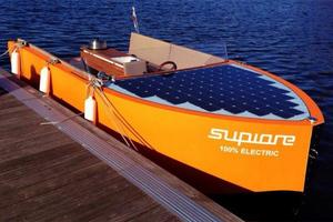 Σκάφος για επιβάτες με οικολογικές ανησυχίες