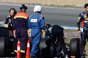 Σε εφιάλτη εξελίσσονται οι δοκιμές για τη Red Bull