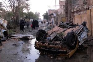Τουλάχιστον 18 νεκροί σε επίθεση ανταρτών στο Ιράκ