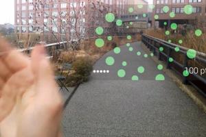 Τα πρώτα παιχνίδια για τα Google Glass
