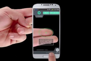 Κλείδωμα με δακτυλικό αποτύπωμα για Android