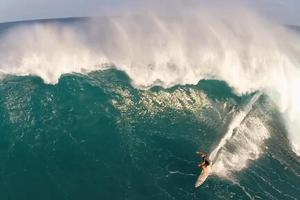 Δαμάζοντας τα κύματα στη Χαβάη!