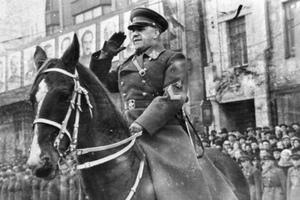 Ο κορυφαίος στρατηγός του Β' Παγκοσμίου Γκεόργκι Ζούκοφ