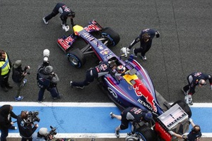 Δεν ανησυχούν στη Red Bull
