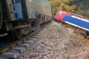 Νέος εκτροχιασμός εμπορικού τρένου στη Φθιώτιδα