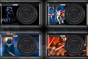 Φωτογραφικές και laptops από τον κόσμο του Star Wars