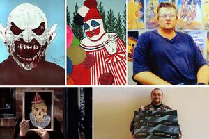 Η ανατριχιαστική τέχνη των ψυχοπαθών δολοφόνων