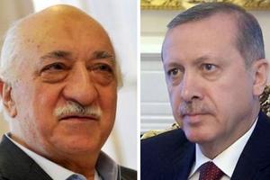 Για συκοφαντική δυσφήμηση κατηγορεί τον Ερντογάν ο Γκιουλέν