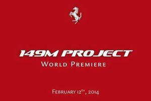 Nέο μοντέλο από τη Ferrari στις 12 Φεβρουαρίου