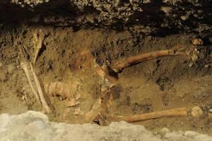 Εντοπίστηκε ανθρώπινο οστό στο Άκοβο Μεγαλόπολης