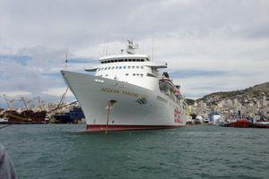 Στο Ληξούρι αναμένεται το «Aegean Paradise»