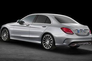 H Mercedes C-Class μπαίνει στην παραγωγή