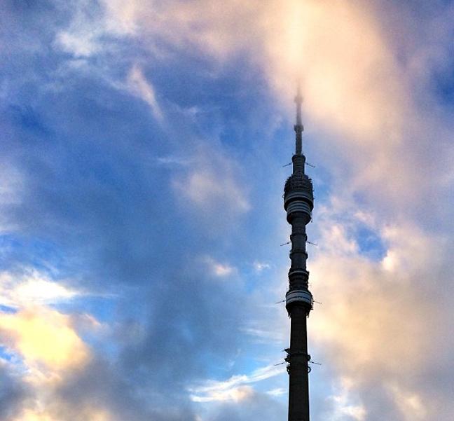 Ο πιο ψηλός πύργος της Ευρώπης! Και δεν είναι ο πύργος του Άιφελ