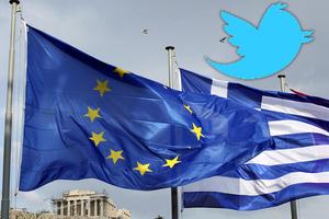 Ζωντανή συζήτηση στο twitter για τη σχέση Ευρώπης-Ελλάδας