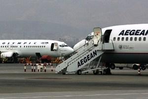 Ακυρώνονται πτήσεις της Aegean