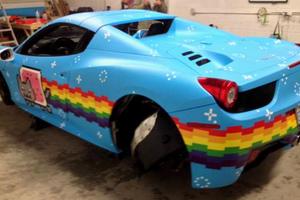 Πώς... καταστρέφεις μια Ferrari