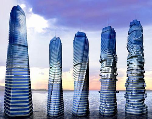 diaforetiko.gr : Rotating Tower Dubai1 To πρώτο κτίριο στον κόσμο που θα κινείται – Θα προσαρμόζεται στον ήλιο, στον άνεμο και τη θέα!