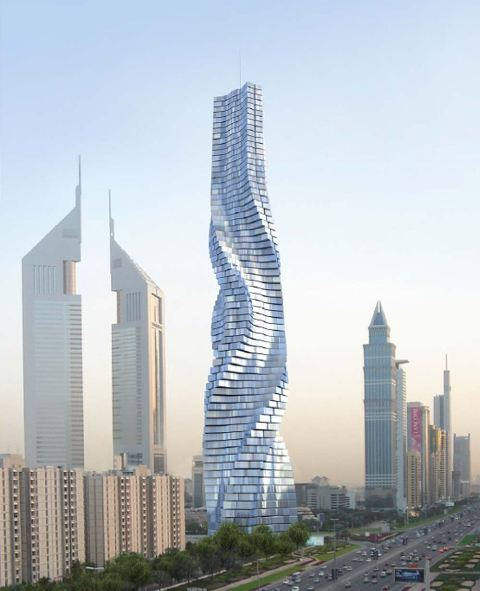 diaforetiko.gr : Rotating Tower Dubai3 To πρώτο κτίριο στον κόσμο που θα κινείται – Θα προσαρμόζεται στον ήλιο, στον άνεμο και τη θέα!