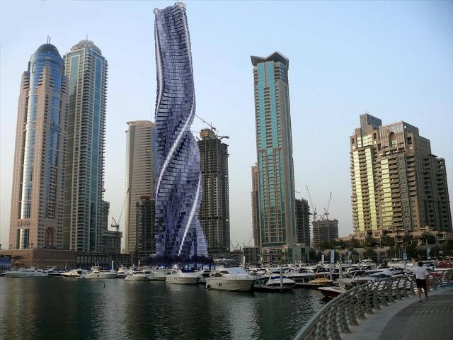 diaforetiko.gr : Rotating Tower Dubai4 To πρώτο κτίριο στον κόσμο που θα κινείται – Θα προσαρμόζεται στον ήλιο, στον άνεμο και τη θέα!