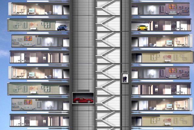 diaforetiko.gr : Rotating Tower Dubai5 To πρώτο κτίριο στον κόσμο που θα κινείται – Θα προσαρμόζεται στον ήλιο, στον άνεμο και τη θέα!