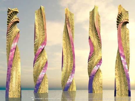 diaforetiko.gr : Rotating Tower Dubai6 To πρώτο κτίριο στον κόσμο που θα κινείται – Θα προσαρμόζεται στον ήλιο, στον άνεμο και τη θέα!