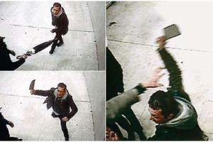 Επίθεση με... μπαλτά στο σιδηροδρομικό σταθμό του Μιλάνο