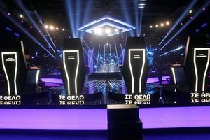 Ηθοποιός του Μπρούσκο πήγε στο «The Voice»