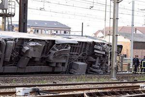 Δύο νεκροί από εκτροχιασμό τρένου στις Γαλλικές Άλπεις