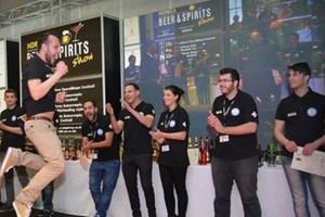 Νικητές στο ελληνικό cocktail, την draught και τον καφέ στη HO.RE.CA.