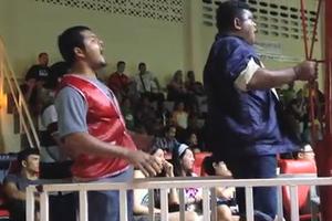 Έτσι ζουν το μποξ στην Ταϊλάνδη