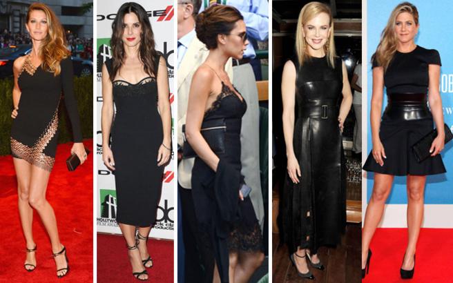 Αποτέλεσμα εικόνας για μαυρο φορεμα