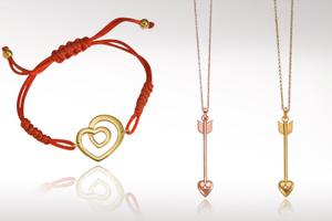 Συλλογή κοσμημάτων «Hearts & Arrows» από τον οίκο ZOLOTAS