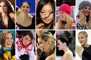 Οι δέκα πιο όμορφες αθλήτριες των Ολυμπιακών του Σότσι!