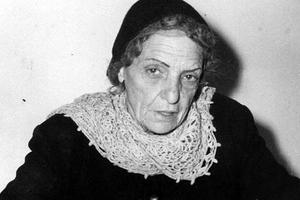 Η ποιήτρια της ελληνικής στιχουργικής Ευτυχία Παπαγιαννοπούλου