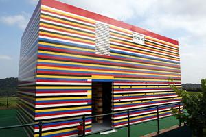 Σπίτι φτιαγμένο εξ' ολοκλήρου από Lego