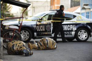Ακέφαλα πτώματα πετάχτηκαν σε δρόμο του Μεξικού
