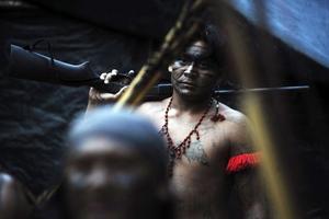 Περιπολώντας με τους μαχητές Munduruku