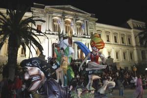 Το συριανό καρναβάλι ξεκινά