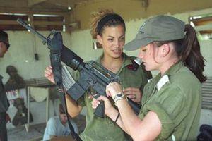 Οι στρατιωτίνες του Ισραηλινού στρατού