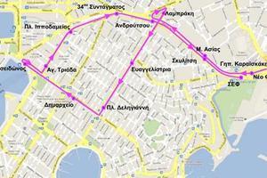 Αλλάζει ο κυκλοφοριακός χάρτης του Πειραιά